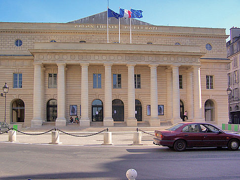 Théâtre National de l'Odéon - Ile de France - Paris (Paris)