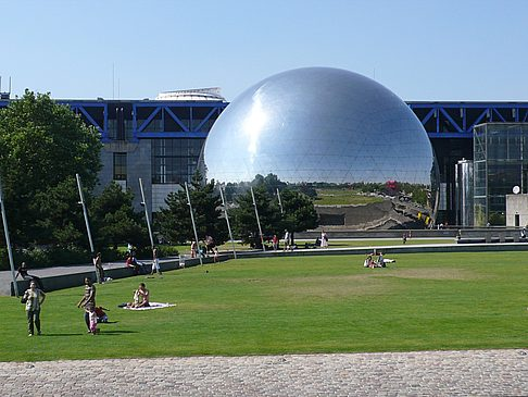 Cité des Sciences et de l'Industrie - Ile de France - Paris (Paris)