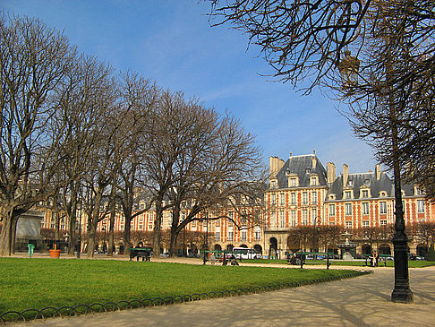 Place des Vosges - Ile de France - Paris (Paris)