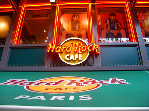 Hard Rock Café Fotos