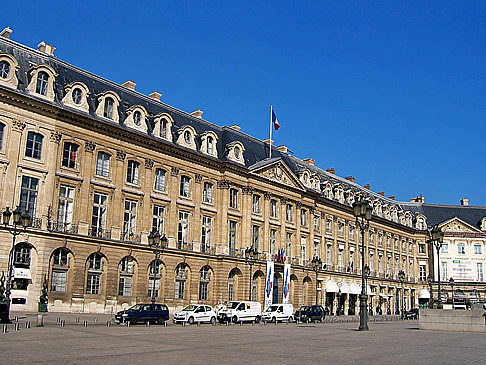 Place Vendôme - Ile de France - Paris (Paris)