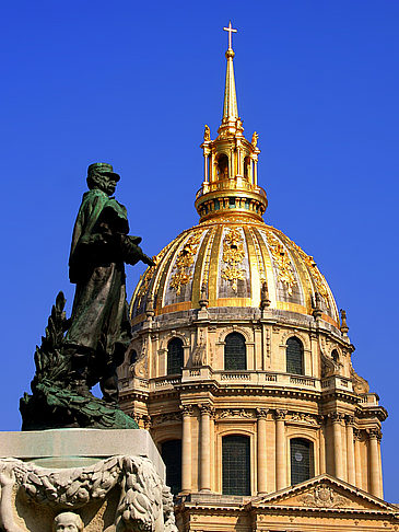 Hôtel des Invalides - Ile de France - Paris (Paris)