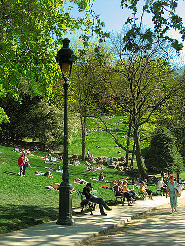 Park Buttes-Chaumont - Ile de France - Paris (Paris)