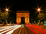 Arc de Triomphe Foto Paris
