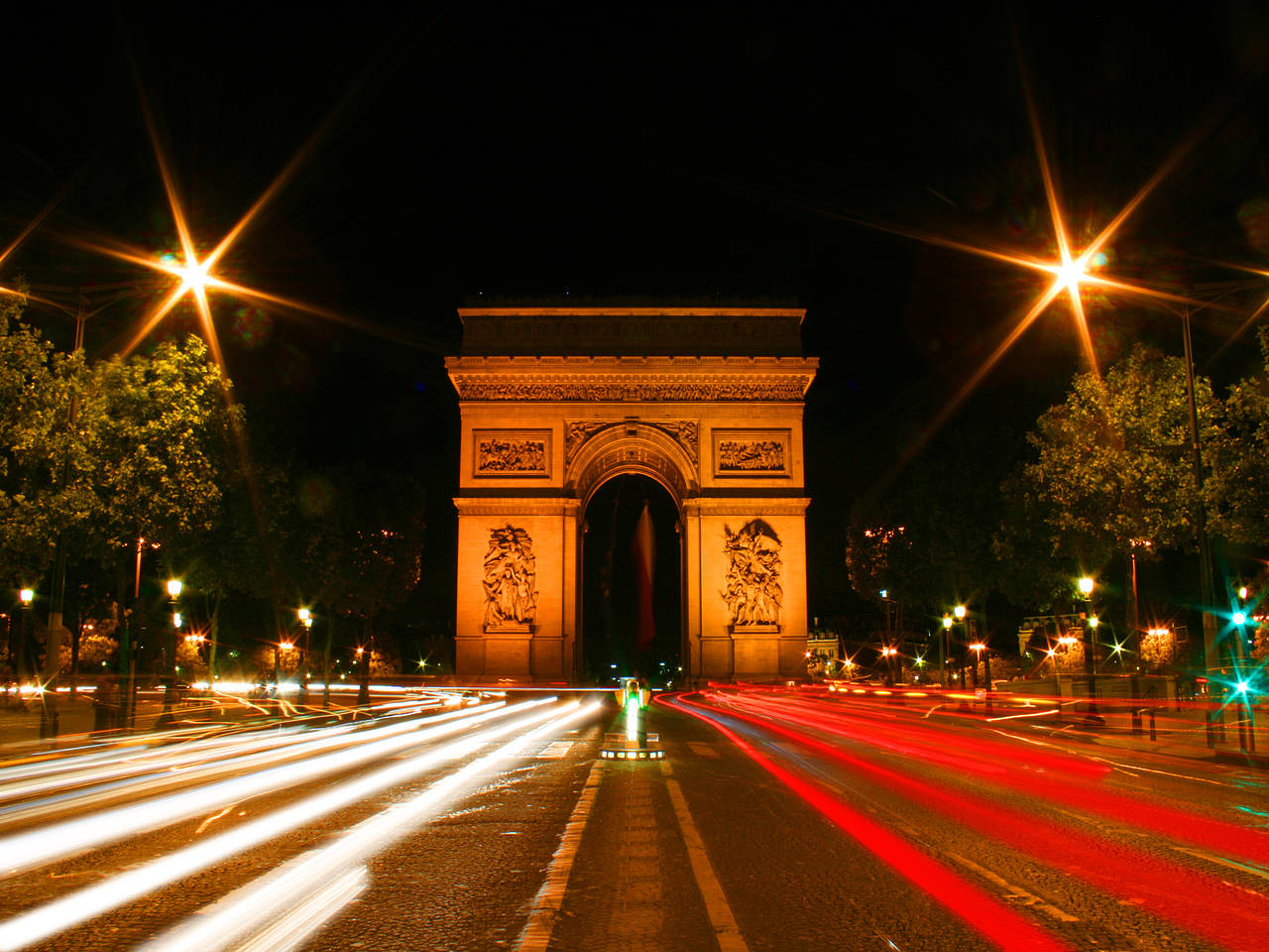 Arc de Triomphe Fotos