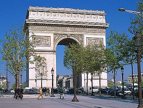 Foto Arc de Triomphe - Paris