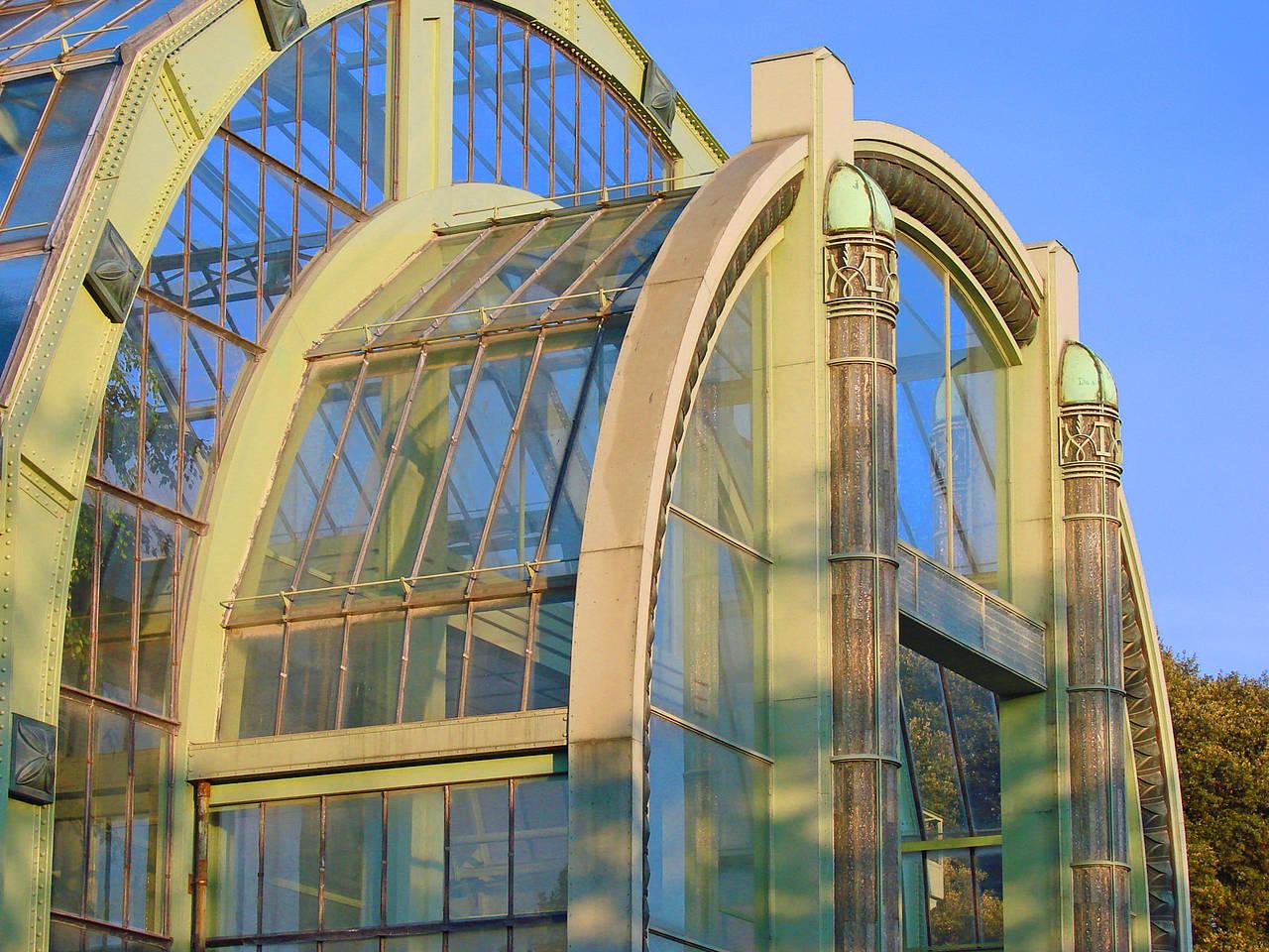 Foto von Jardin des Plantes Paris mit Bildgalerie - Jardin des Plantes