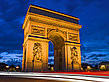 Arc de Triomphe - Ile de France - Paris (Paris)