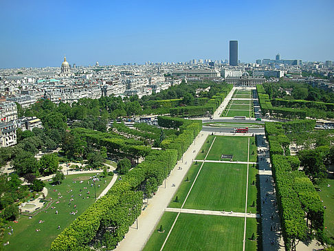 Champs-de-Mars-Park - Ile de France - Paris (Paris)