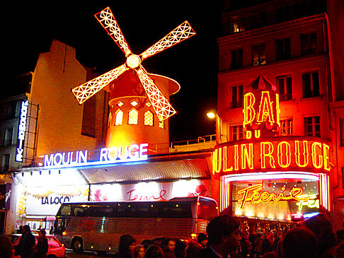 Moulin Rouge - Ile de France - Paris (Paris)