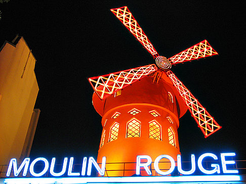Foto Moulin Rouge - Paris